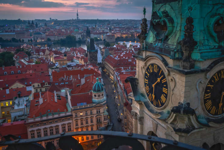 V Praze jako doma | Jedna noc v hotelu vám odemkne celé město!